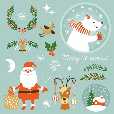 Christmas Clip Art.