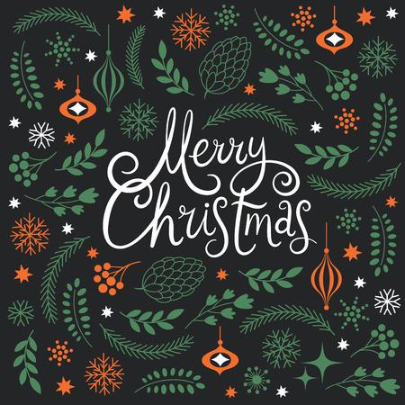 Feliz Navidad letras Foto de archivo - 33849267