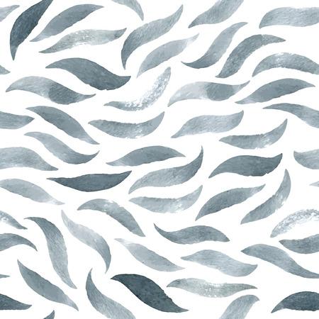 Black and white watercolor texture Vettoriali