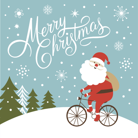 greeting christmas: Greeting Christmas card
