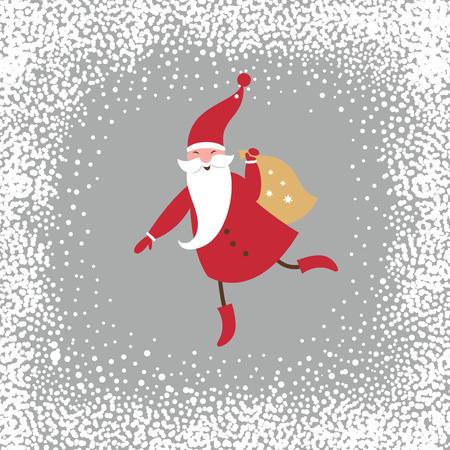 크리스마스 카드, 그림 일러스트