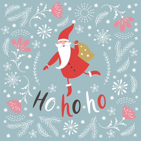 illustration: Christmas illustration