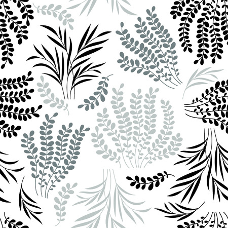 ceo: seamless vector floral pattern