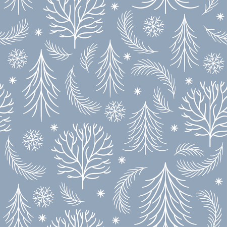 seamless pattern, christmas background