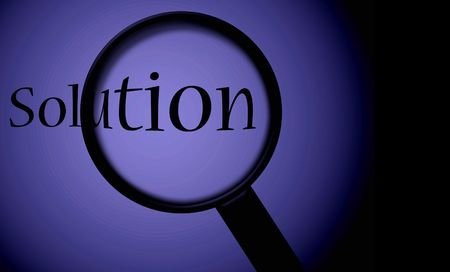 Finding Solution Stock Photo - 301784