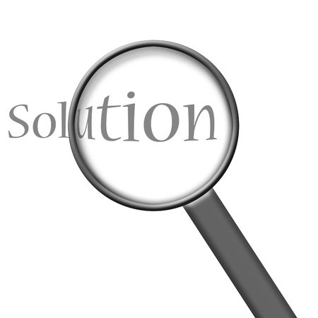 Finding Solution Stock Photo - 301776