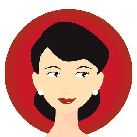 Mother Icon - Illustration