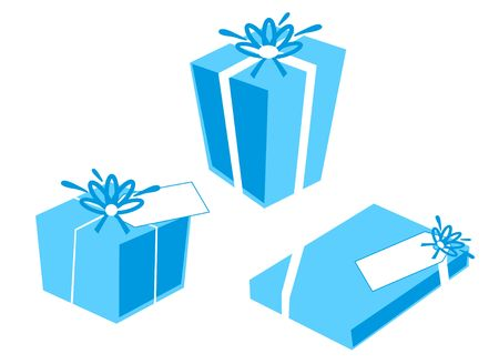 Isolated Gifts photo