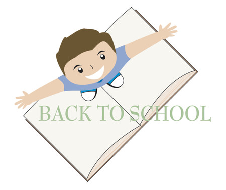 periods: Back to School Illustration