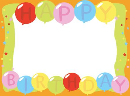 birthday balloons: Birthday Balloons