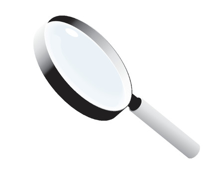 Magnifying Glass Stock Vector - 477648