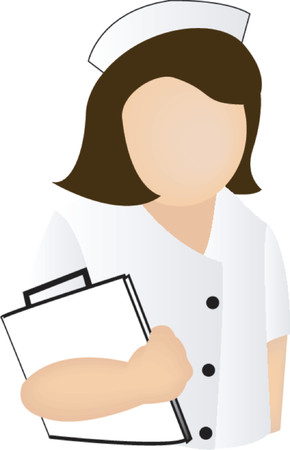 Nurse Icon Stock Vector - 760114