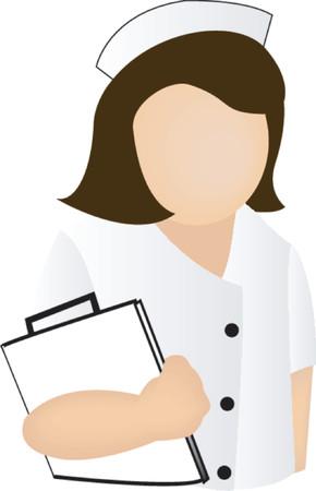 Nurse Icon Stock Vector - 760114