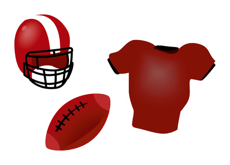 football helmet: American Football Icons
