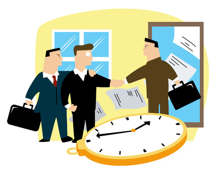 Business Concepts: Business Deal