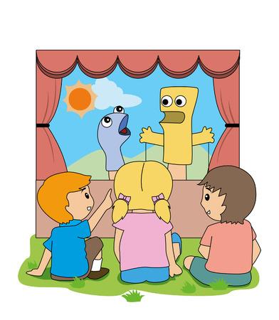marioneta: Espect�culo de t�teres