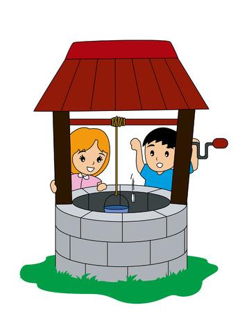 Children wishing