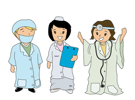 Bambini in Medicina Costumi