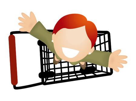 extend: Woman Shopper