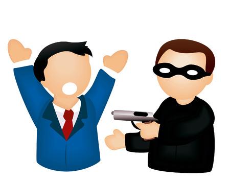 ladrones: Robo de Man