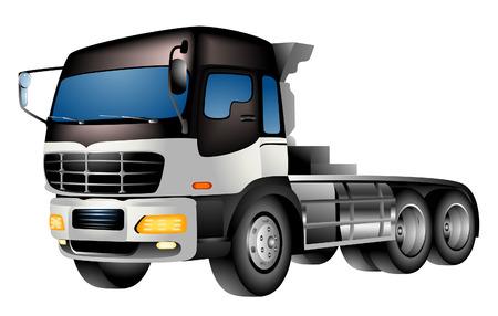 motor de carro: Tractor Jefe