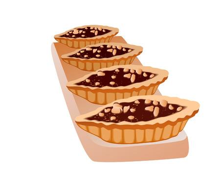 tarts: Cashew Tarts