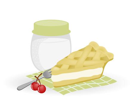 tarte aux cerises: Cherry Pie