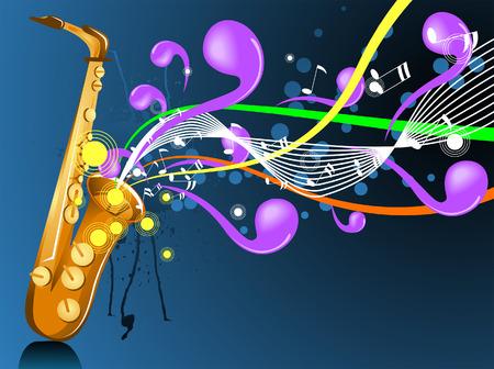 music design: M�sica de dise�o  Vectores
