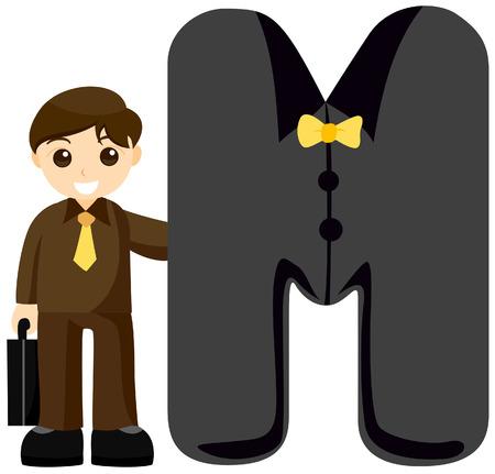 formalwear: Alfabeto Infantiles (Manager) con Aseguramiento Sendero