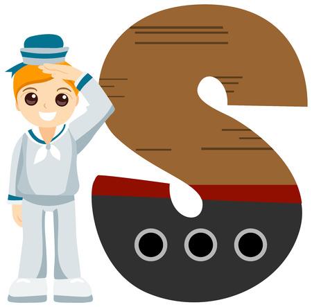 sailor: Alfabeto Ni�os (Marinero), con limitaci�n de Ruta