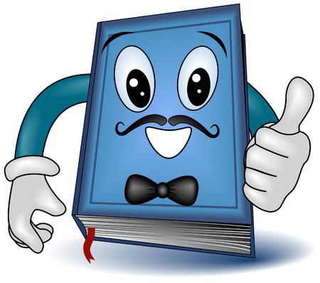 Bon Sign (Book) avec chemin de détourage