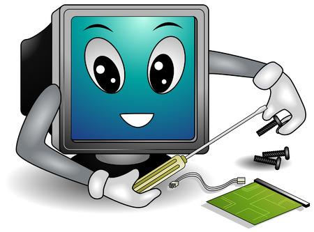 computer repair technician: Computer Repair