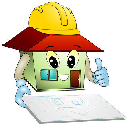 Home Architect  Vector