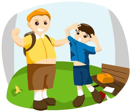 bully: Escuela de Bully con saturaci�n camino