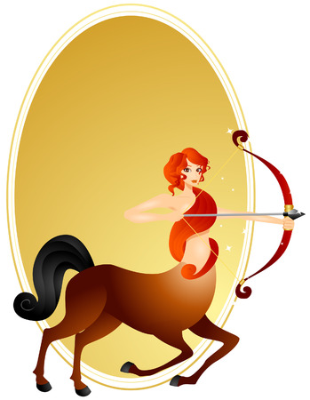 Sagittarius (9 of 12) with Clipping Path