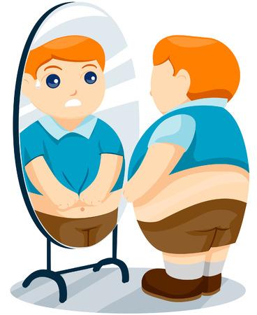 bilinçli: Boy Kırpma Yolu'nu ağırlık endişesi Çizim
