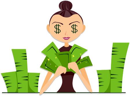 geld: Geld tellen