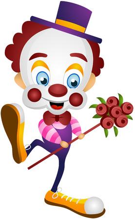 Cartoon Clown Stock Vector - 5391120