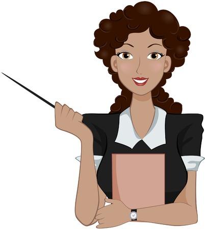 educadores: Un profesor
