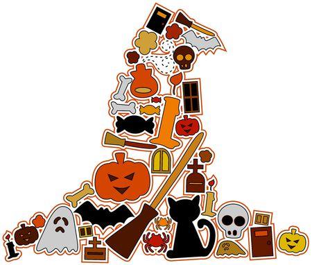 Halloween Icons  photo