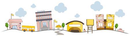 campus: School Campus