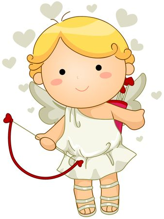 A Cute Cupid  Stock Photo - 6652846