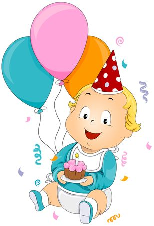 Birthday Baby photo