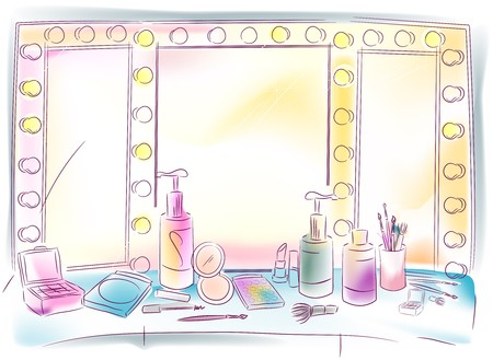 vanity: Vanity Mirror