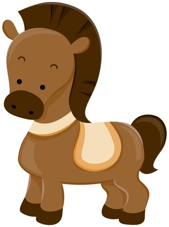 Cute Horse photo