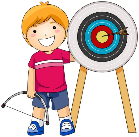 archer of bow: Boy Archer