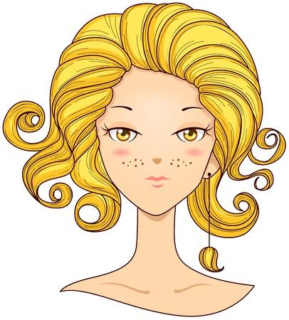 signes du zodiaque: Leo Girl