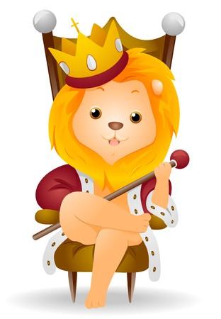 King Lion   photo