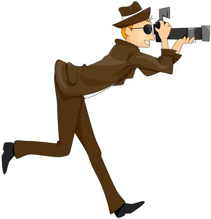 reporters: Paparazzi