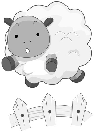 Cute Sheep   photo